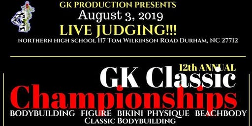 2019  GK Classic Championships/Champion of Champions/Body Transformation