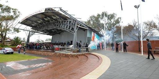 NAIDOC 2019 Flag Raising Ceremony