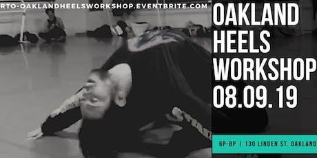 Oakland Heels Workshop tickets