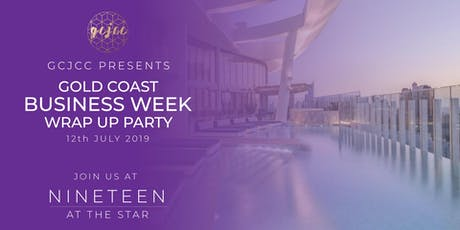 Gold Coast Business Week Wrap Up Party - Presented by GCJCC tickets