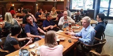 Lean Portland Happy Hour: August tickets