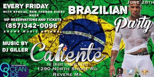 Brazilian Night at Caliente Friday Nights
