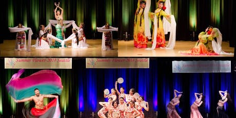 Summer Flower 2019 Oriental Dance Gala Show tickets
