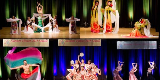 Summer Flower 2019 Oriental Dance Gala Show