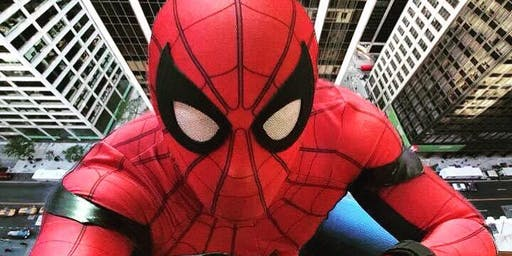 School Holidays Spiderman Experience!