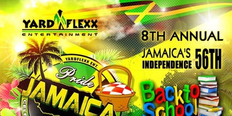 8th annual Jamaica pride picnic tickets