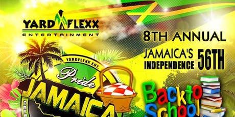 8th annual Jamaica pride picnic tickets