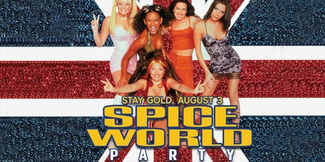 No Scrubs: SPICE WORLD Party tickets