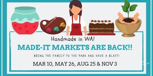 Made-It Markets at Whiteman Park