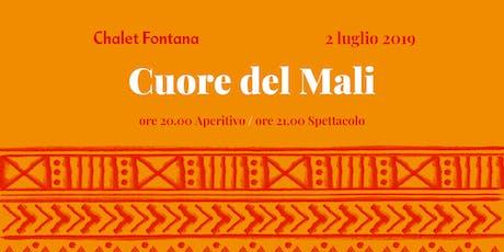 Cuore del Mali - Danze Africane  biglietti