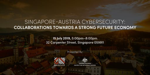 Singapore-Australia Cybersecurity: Collaborations towards a Strong Future Economy