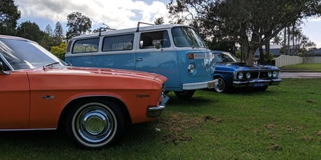 Crescent Head Show and Shine tickets