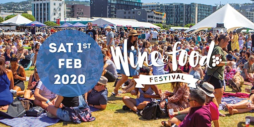 Wellington Wine & Food + Craft Beer Festival 2020
