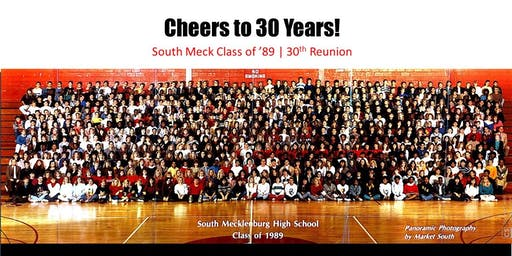 South Meck Class of '89 30th Reunion