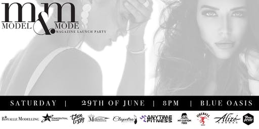 Model & Mode Magazine Launch