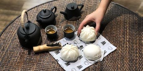 Wonderbao x Libertea presents:  slow eating with bao and tea tickets