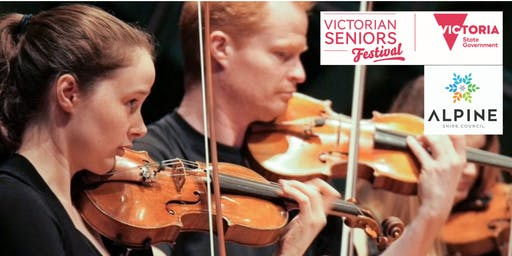 Seniors Festival - Melbourne Chamber Orchestra Quartet - From My Life