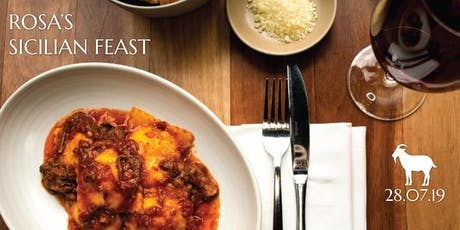 Rosa's Sicilian Feast at The Surly Goat tickets