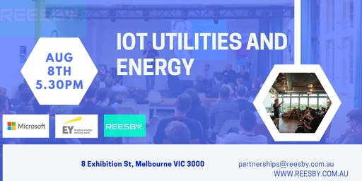 IoT Utilities and Energy Seminar