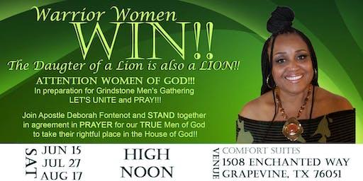 Warrior Women Win!!