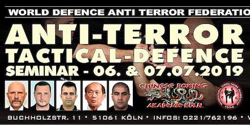 Anti-Terror & Tactical-Defence Seminar