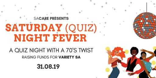 Saturday Night (Quiz) Fever
