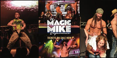 The Magic Mike Experience at Shark Bar & Grill (Fort Myers Beach, FL)