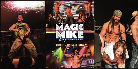 The Magic Mike Experience at High 5 Grill (Tucson, AZ) tickets