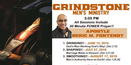 Grindstone Men's Fellowship tickets