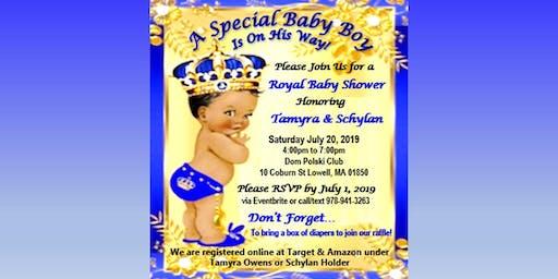 Schylan & Tamyra's Baby Shower
