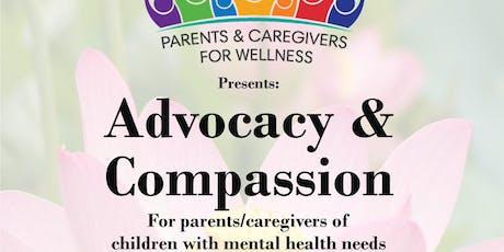 Advocacy & Compassion tickets