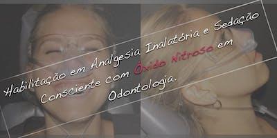 Habilitação em sedação consciente com Óxido Nitroso em Odontologia
