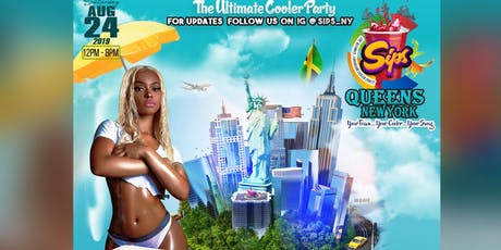 Sips NYC Caribbean Cooler Party tickets
