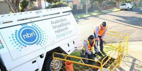 BYO Lunch & Discover: NBN in Subiaco tickets