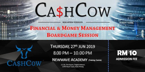 Financial & Money Management Boardgame Session (27th Jun)