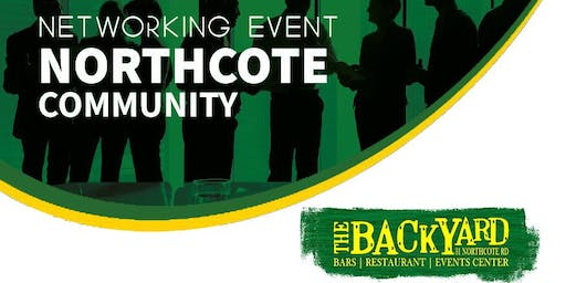 Networking Event, Northcote Community