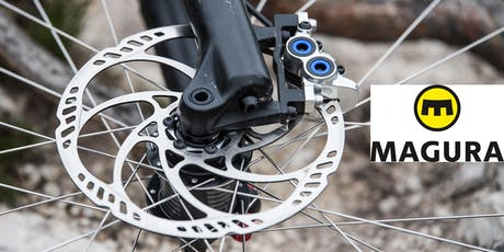 MAGURA Disc Brake Systems for Bicycles and E-Scooters tickets