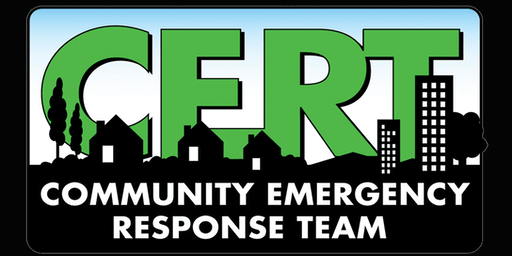 CERT Outreach Booth at 9th Annual Eagle Rock Concert and Fireworks Show