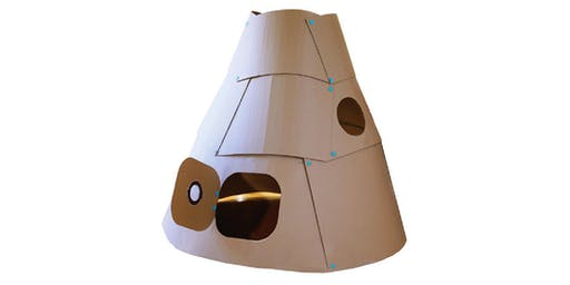 MAGNT Kids Club: Makedo Space Pods Drop-In Workshop