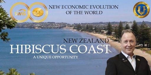 SWIG HIBISCUS COAST ~ New Economic Evolution of the World