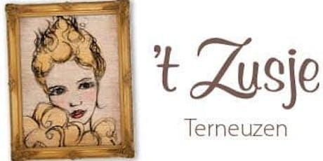 Netwerkbijeenkomst Tapasrestaurant 'T Zusje  tickets