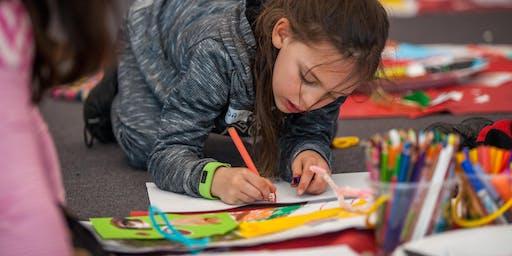 SEPTEMBER SCHOOL HOLIDAY WORKSHOP: ages 9-12