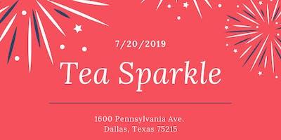 Tea Sparkle
