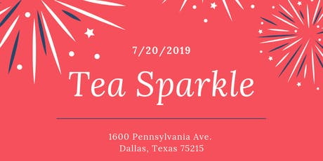 Tea Sparkle tickets