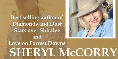 Sheryl McCorry - Author Talk