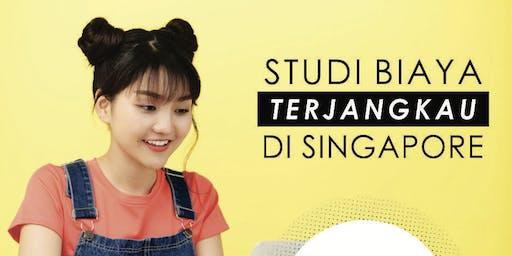 Chat Session Studi di Singapore - GI Jakarta