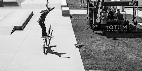 Free Skateboarding Workshop & Jam Meadowbank tickets