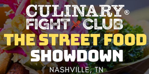 Culinary Fight Club - NASHVILLE: Street Food Showdown