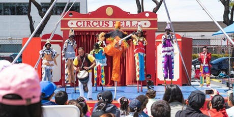8th Annual Circus Festival tickets