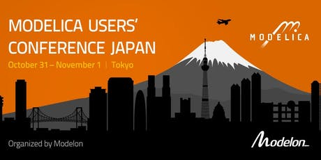 Modelica Users' Conference 2019 Japan tickets